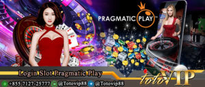 Login Slot Pragmatic Play